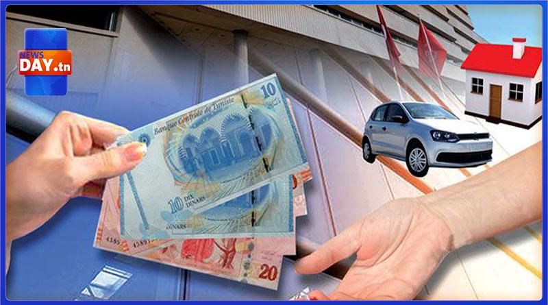 تقرير: ارتفاع كبير للقروض الممنوحة من قبل البنوك التونسية وهذا ما سيحصل !!