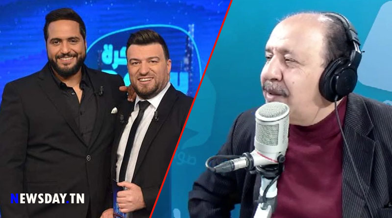 عبد الوهاب الحناشي للهادي زعيم وأشباه الاعلاميين .. احشموا على رواحكم سامحكم الله ( فيديو)
