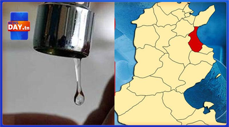سوسة: اضطراب وانقطاع في توزيع مياه الشرب بهذه المناطق
