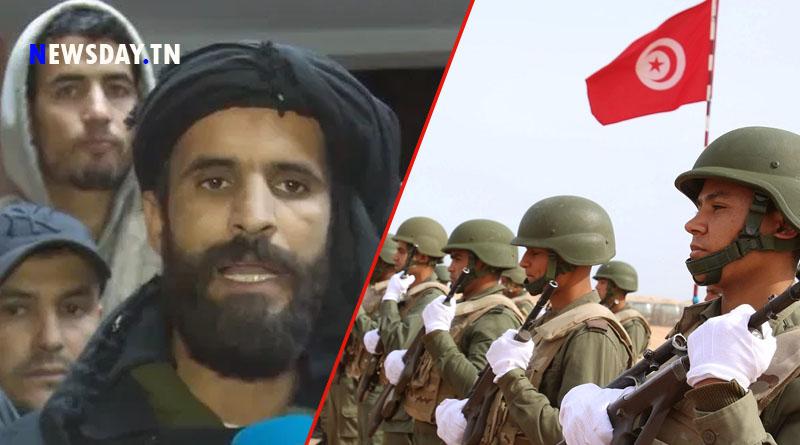 !تنسيقية الكامور: على الجيش الذي يمنع المحتجين من إغلاق الفانا أن ينسحب و الجيش التونسي يرد