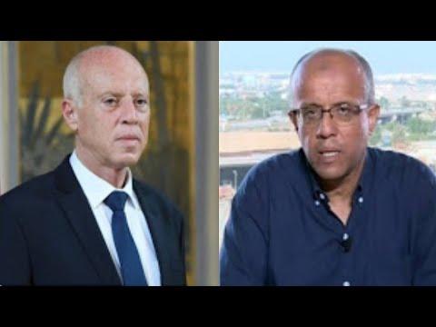 أزمة أداء اليمين: شقيق قيس سعيّد يردّ على اِتهام الرئيس بالتناقض