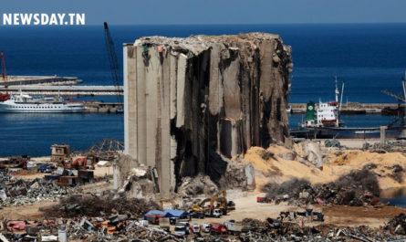 قنبلة ثانية في مرفأ بيروت