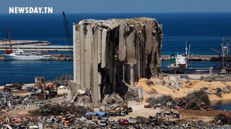 قنبلة ثانية في مرفأ بيروت !
