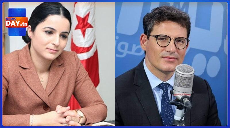 وزير النقل يوضح أسباب اقالة ألفة الحامدي