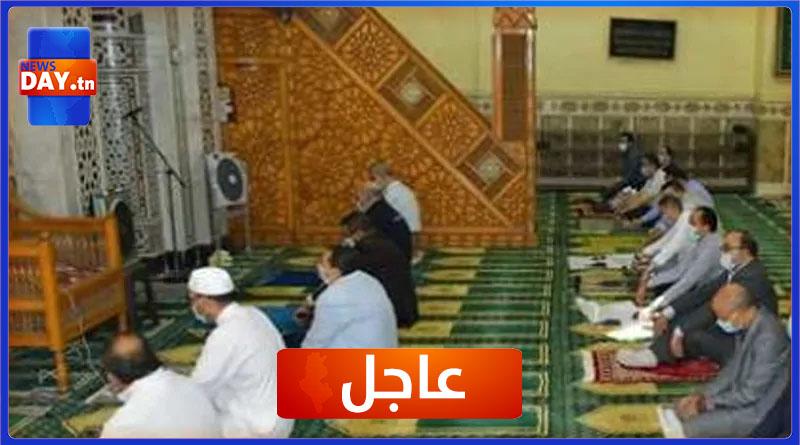 بداية من الأسبوع المقبل : استئناف الدروس القرآنية بالجوامع و المساجد