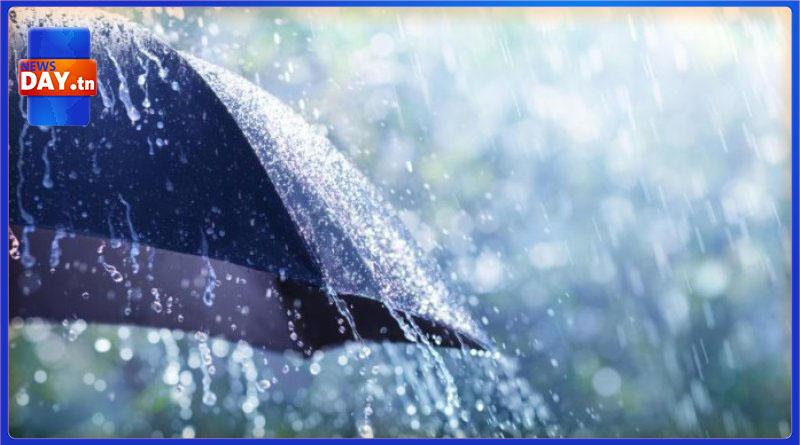 غدا ..أمطار متفرقة ورعدية متوقعة بهذه المناطق