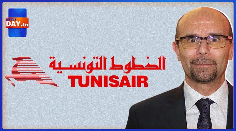 هذه سيرته/ رئيس مدير عام جديد لشركة الخطوط التونسية