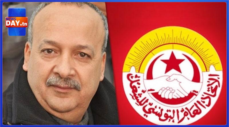 سامي الطاهري: اتحاد الشغل يعد خطة تحرك وطني لانقاذ البلاد من الازمة السياسية والرداءة