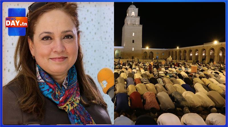 نصاف بن علية تحسم الجدل حول صلاة التراويح في شهر رمضان
