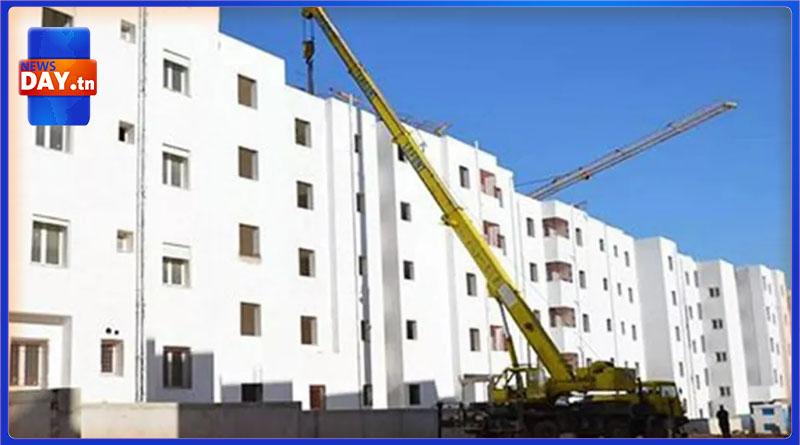 الإعلان عن القائمة الأولية للمنتفعين بالمساكن الاجتماعية بولاية تونس