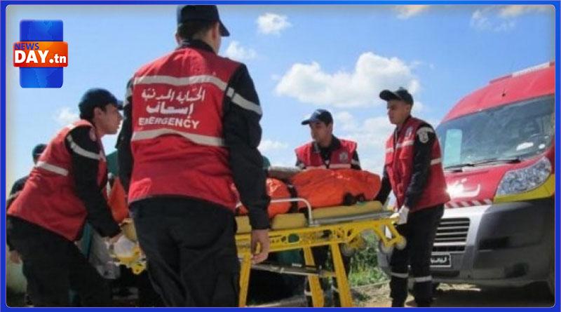 بقلب مدينة صفاقس : وفاة ابنة الـ 5 سنوات تحت عجلات شاحنة ثقيلة ( صورة)