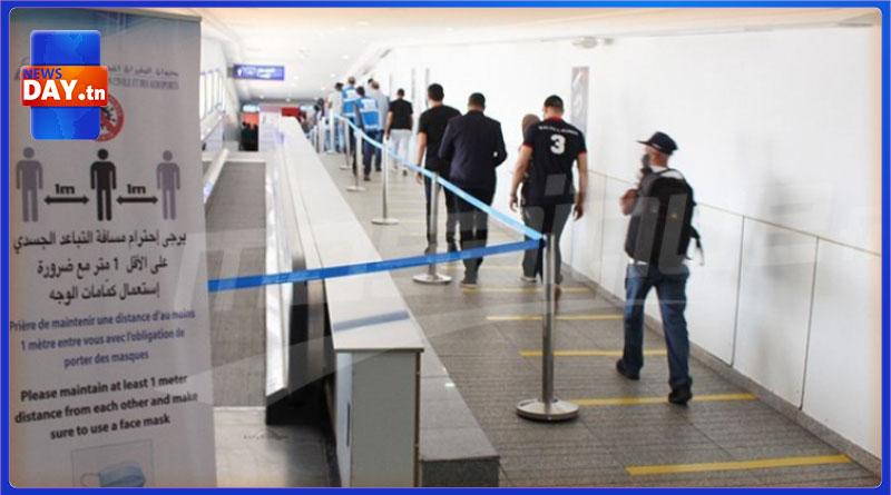 شروط دخول المسافرين إلى تونس وقائمة النزل المخصصة للحجر الإجباري