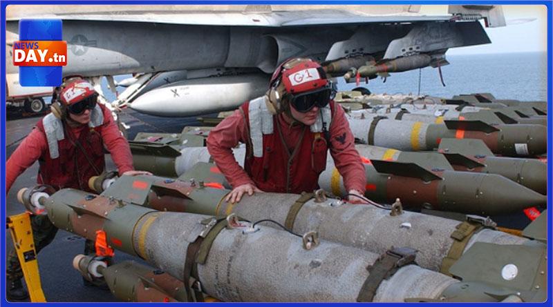 الإدارة الأمريكية توافق على تزويد إسرائيل بقنابل وذخيرة هجومية بقيمة 735 مليون دولار