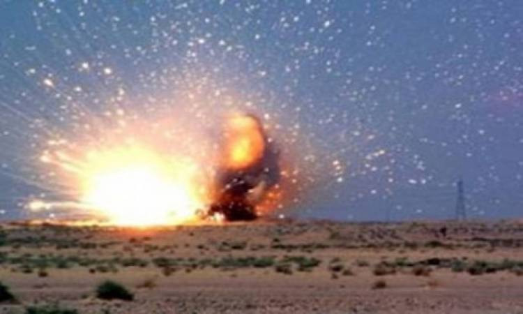 عاجل بالمغيلة: إنفجار لغم وأنباء عن اصابات