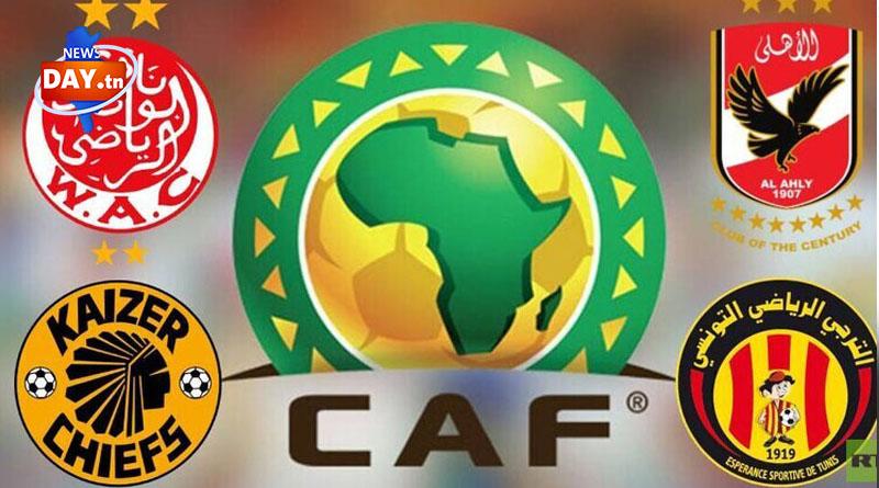 «الكاف» تعلن موعد مباراة الترجي والأهلي المصري.. وتعلن عن هذا الاجراء بخصوص النهائي
