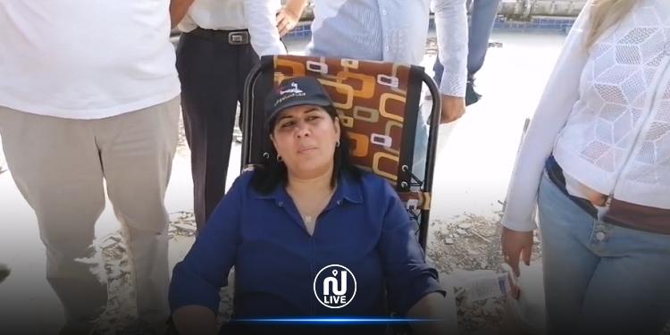 عاجل/ تدهور مفاجىء لعبير موسي ونقلها إلى المستشفى ووضعها تحت العناية المركزة