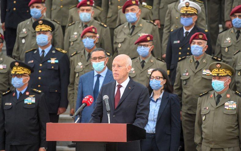 عاجل/  بيان عاجل من متقاعدي الجيش التونسي