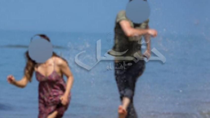 ذهب للسباحة مع صديقته فعثر على زوجته و أطفاله رفقة عشيقها!!