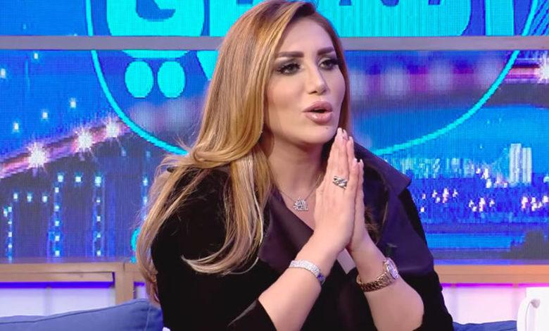 رفع قضية ضد أمينة سطا..التفاصيل