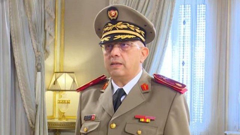 الفريق مصطفى الفرجاني