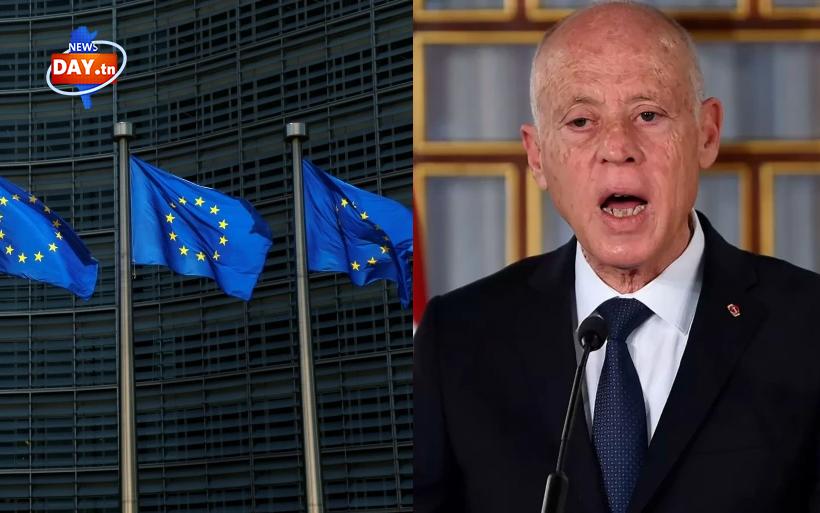 الاتحاد الأوروبي يبعث برسالة عاجلة للرئيس قيس سعيد ( التفاصيل)